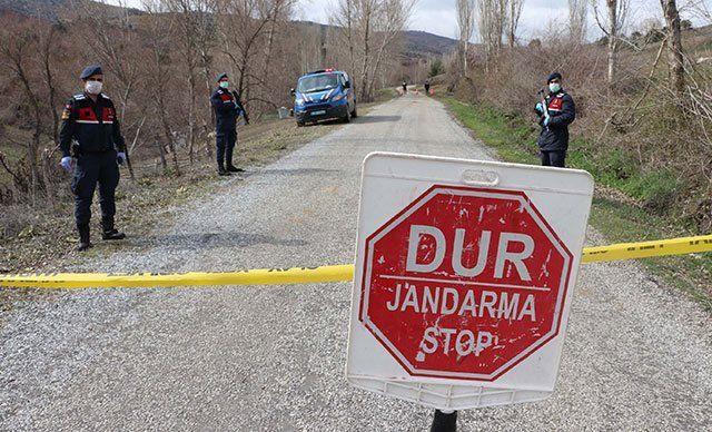 Cenazeye katılan 100 kişiden 40'ı Kovid-19'a yakalandı