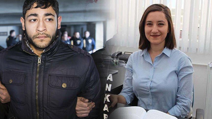 Ceren Damar cinayetinde sanığa verilen ağırlaştırılmış müebbet cezası onandı