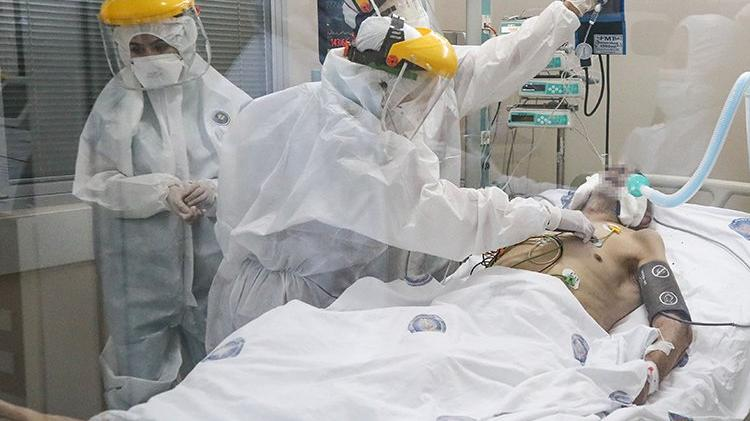 Cerrahpaşa'da ameliyathaneler yoğun bakıma çevrildi