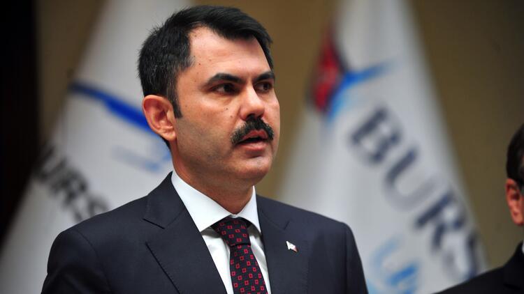 Çevre ve Şehircilik Bakanı Kurum: 6.7 milyon konutun yenilenmesi gerekiyor