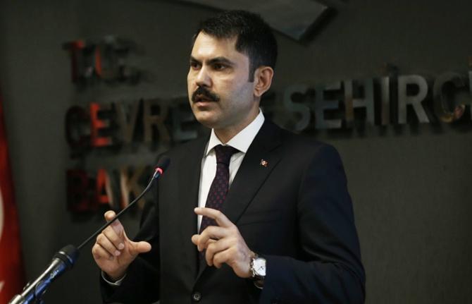 Çevre ve Şehircilik Bakanı Murat Kurum'dan deniz salyası açıklaması
