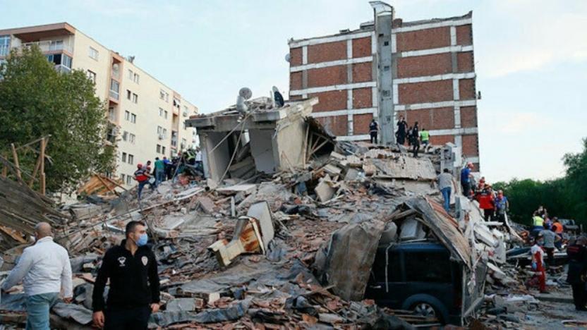 Çevre ve Şehircilik Bakanı'ndan İzmir depremine ilişkin açıklamalar
