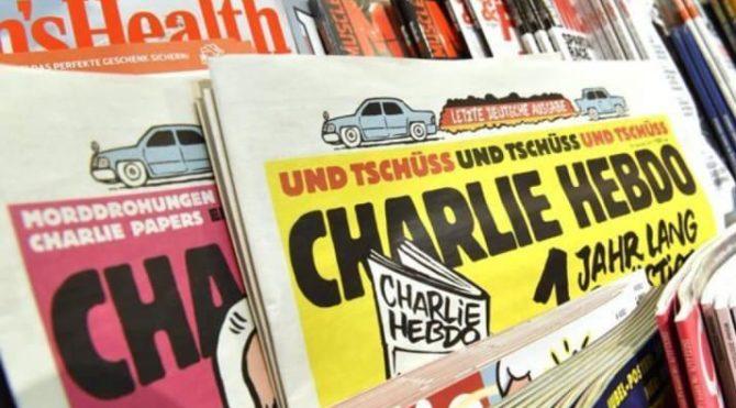 Charlie Hebdo dergisine soruşturma başlatıldı