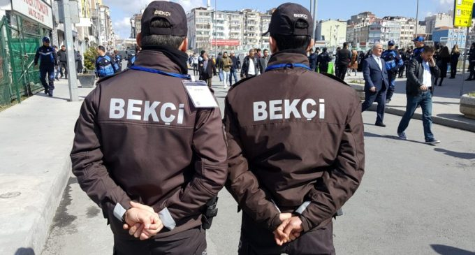 CHP Bekçi kanununu AYM'ye taşıyor: İptali istenecek
