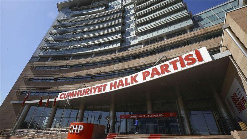 CHP'de korona alarmı: Personel evden çalışacak
