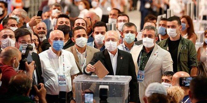 CHP'de parti meclisi seçimi sonuçlandı