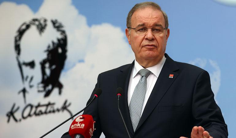 """CHP'den Erdoğan'ın """"Türkiye ile AK Parti'nin kaderi adeta bütünleşmiştir"""" sözlerine yanıt"""
