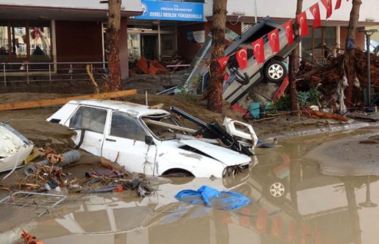 CHP'den Giresun raporu: Tek tek felaketin nedenleri!