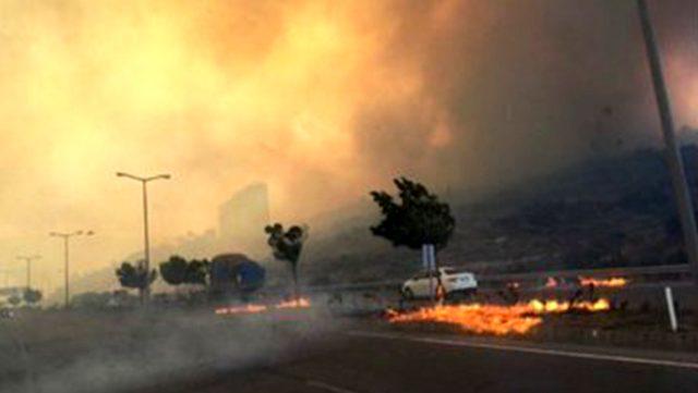 CHP'den Hatay yangını raporu
