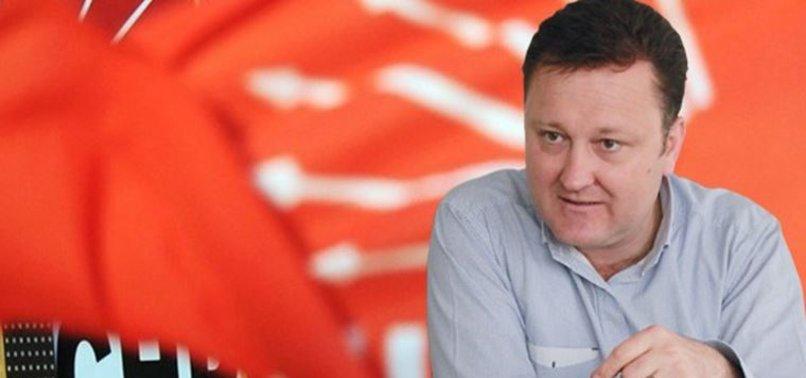 CHP'den ihracı istenen Menemen Belediye Başkanı Serdar Aksoy'dan istifa kararı