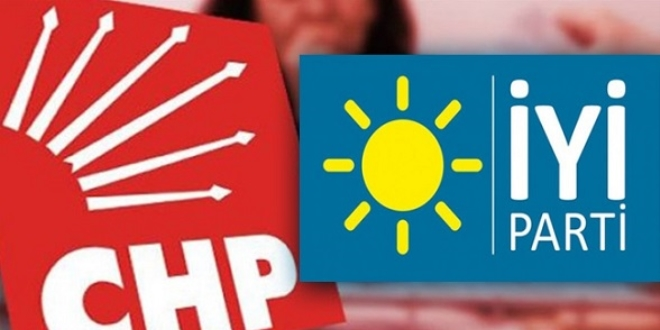 CHP'den İYİ Parti'deki kriz hakkında ilk açıklama