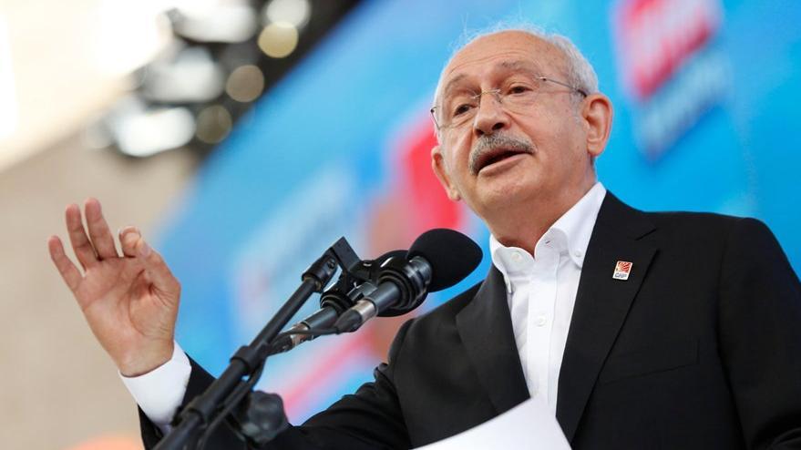 CHP'den Kılıçdaroğlu'nun 'adaylık' konuşmasına yorum