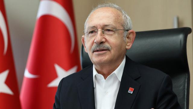 CHP Genel Başkanı Kılıçdaroğlu: Bizim hedefimiz derhal seçimdir