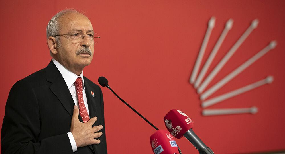 CHP Genel Başkanı Kılıçdaroğlu, gençlerle buluştu