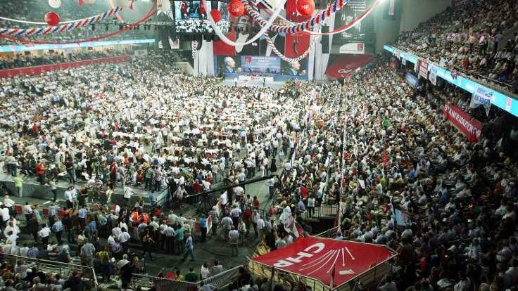CHP kurultayının ertelenme talebi reddedildi