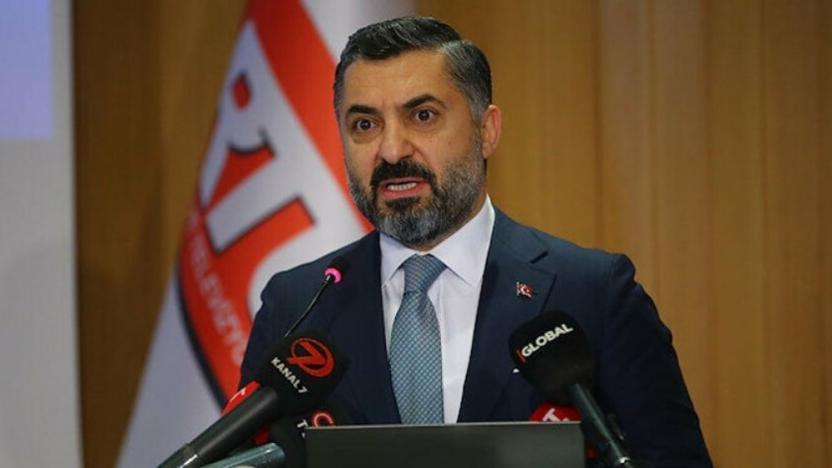 CHP'li Altay'a tazminat davası açan RTÜK Başkanı'na mahkemeden ret