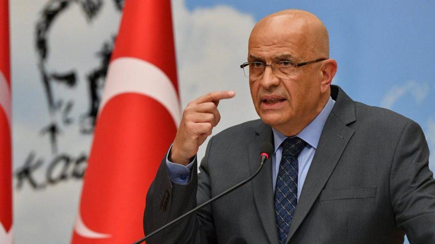 CHP'li Altay: Enis Berberoğlu dün itibariyle yeniden milletvekili olmuştur