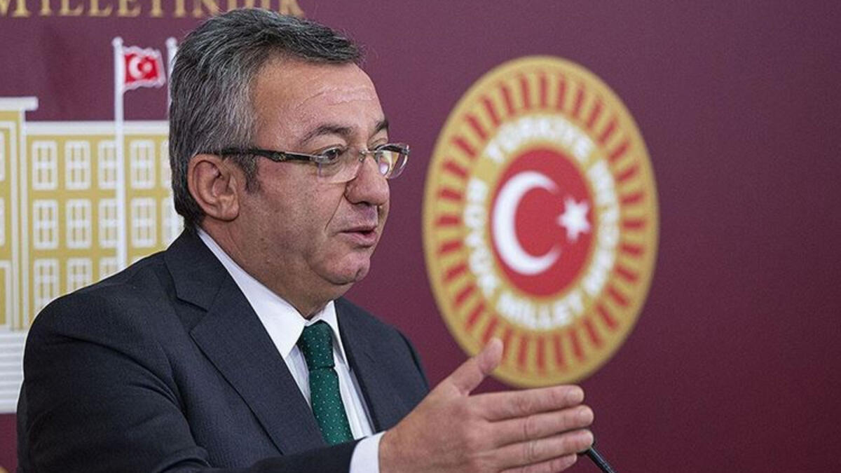 CHP'li Engin Altay'dan Erdoğan'a 128 bin TL'lik dava