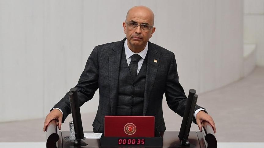 CHP'li Enis Berberoğlu hakkında fezleke Adalet Bakanlığı'na gönderildi