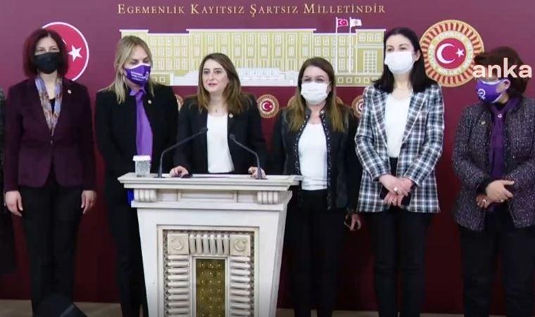 CHP'li kadınlar: Kadın cinayetlerinden tüm iktidar sorumludur