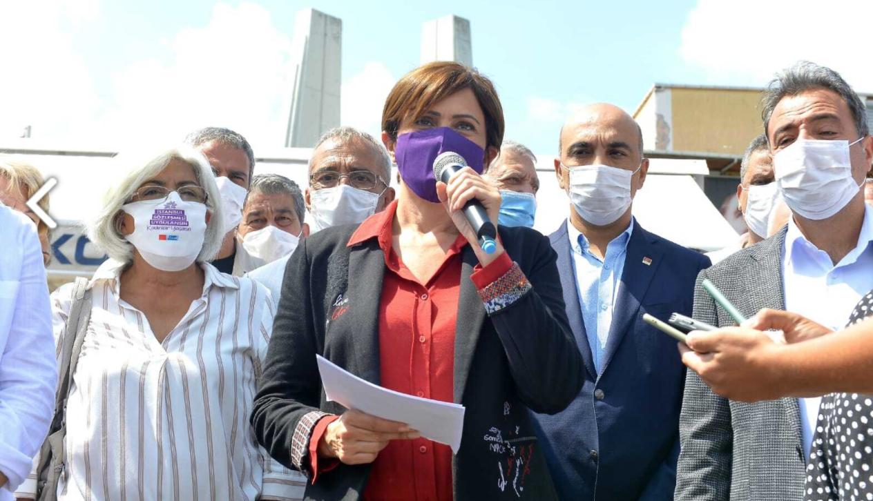 CHP'li Kaftancıoğlu: Kürsüden bağırırken yerli ve milli edebiyatı, inince peynir ithalatı