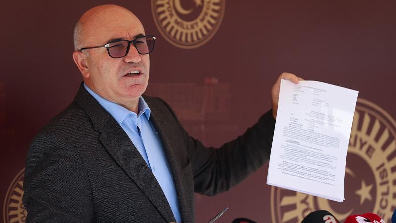 CHP'li Mahmut Tanal, Joe Biden hakkında suç duyurusunda bulundu