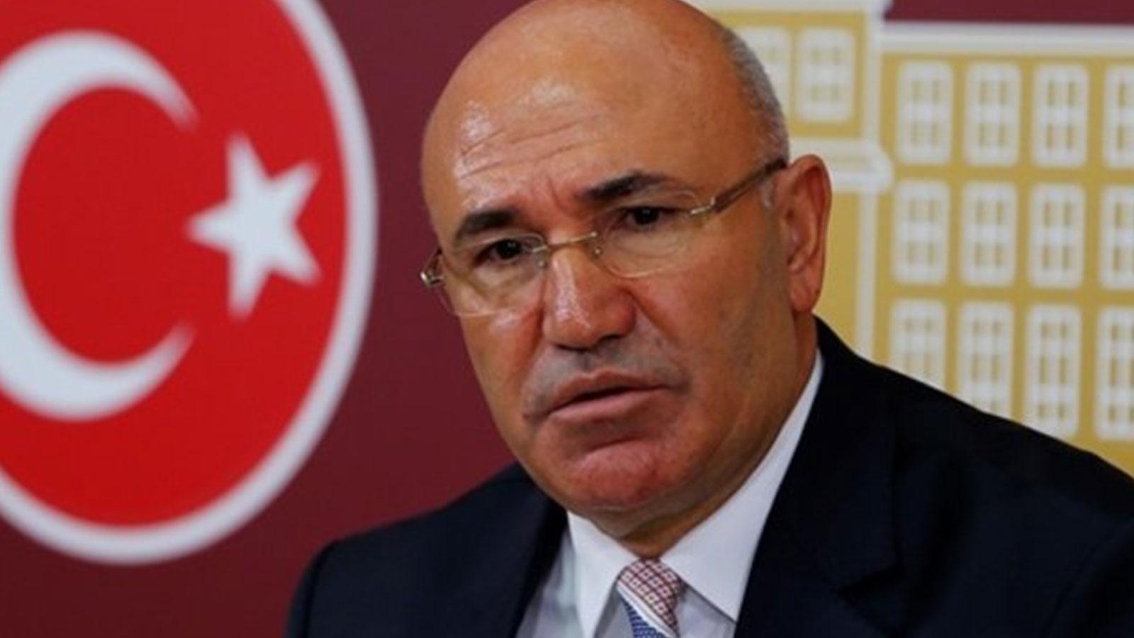 CHP'li Mahmut Tanal, koronavirüs şüphesiyle hastaneye kaldırıldı