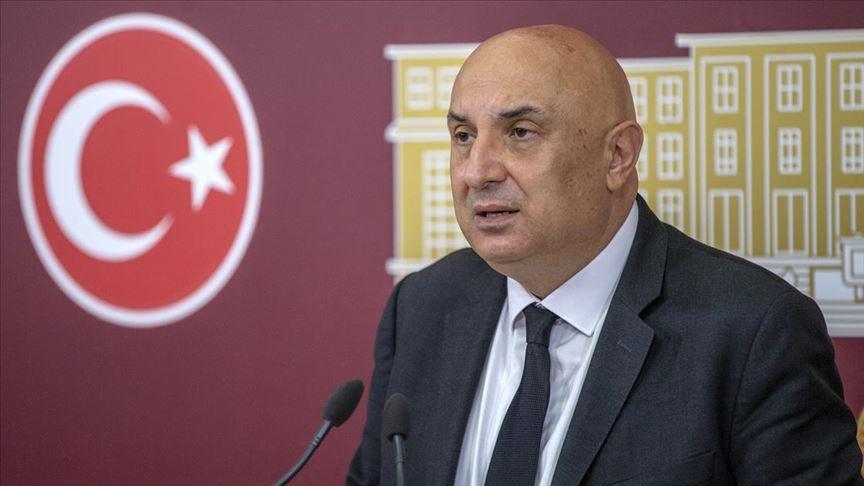 CHP'li Özkoç'tan Ali Erbaş'a tepki: Atatürk'e dil uzatanlar o makamda oturamaz