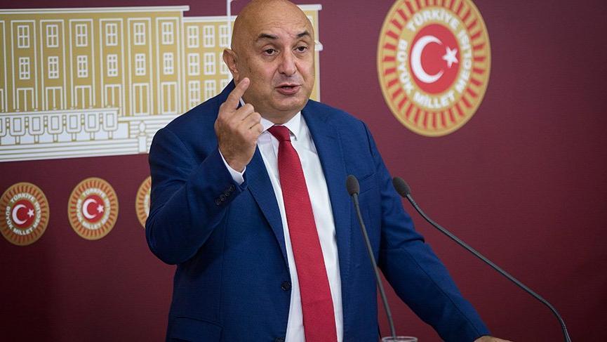 CHP'li Özkoç: TBMM'de kararlar millet için değil, sarayın geleceğin için alınıyor
