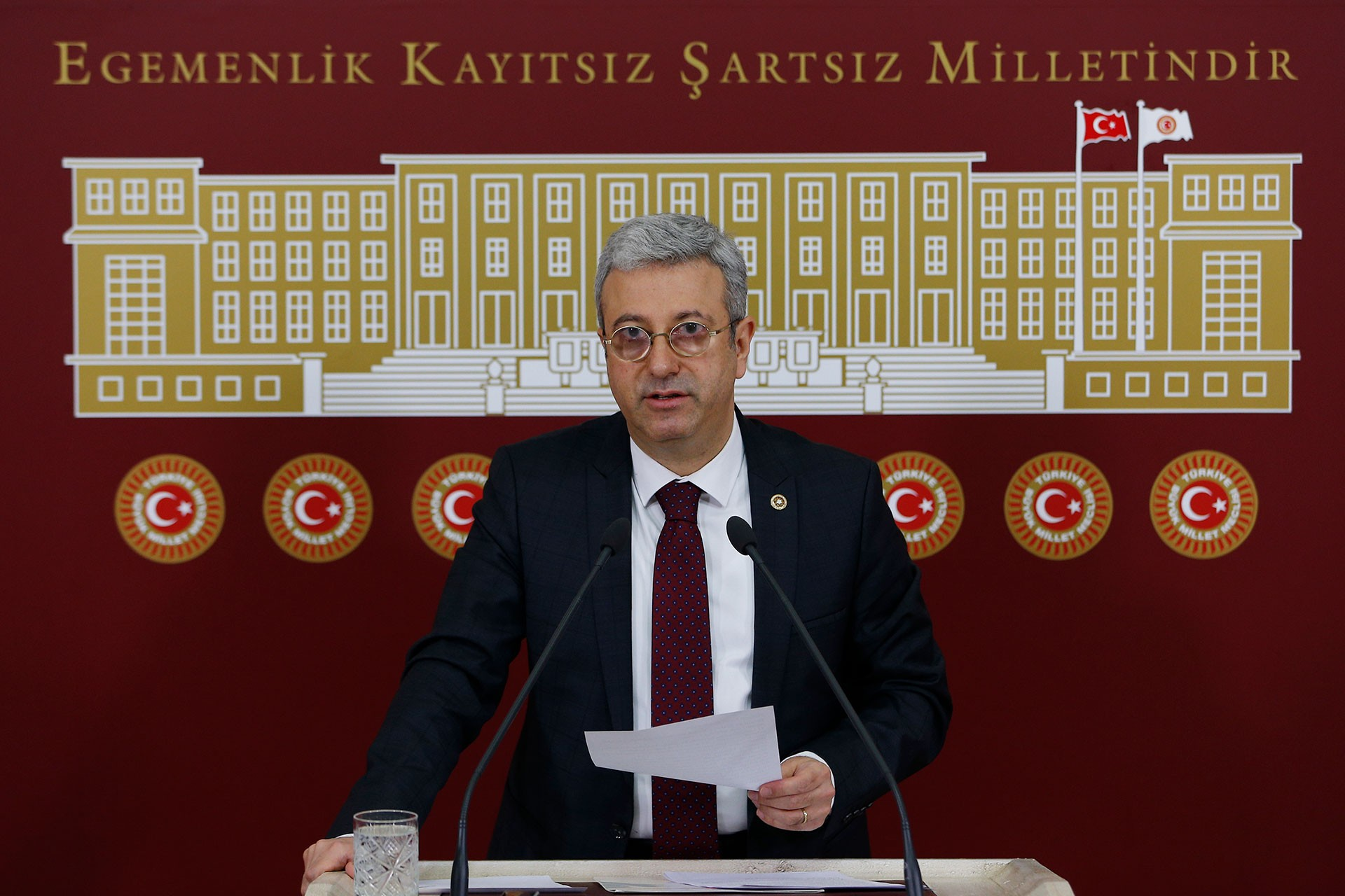 CHP'li vekil sordu: 'Biz Bize Yeteriz Türkiye' kampanyasında toplanan paralar nereye harcandı?