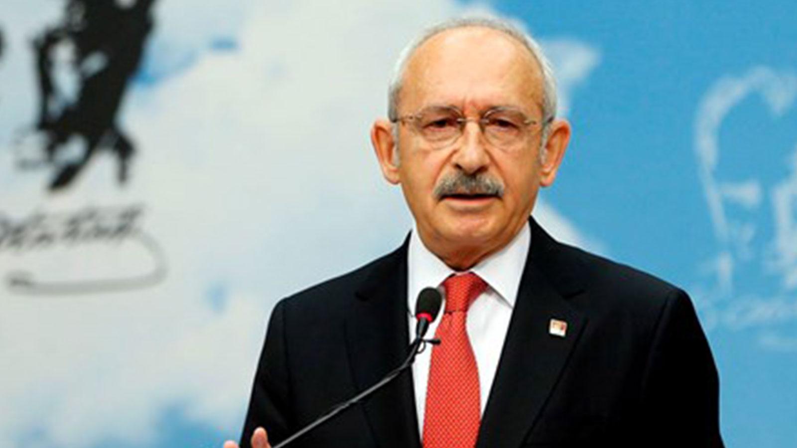 Kılıçdaroğlu: Baro seçimi yasak, miting serbest