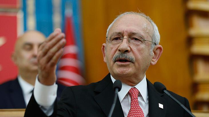 CHP Lideri Kılıçdaroğlu'dan HDP'ye geçmiş olsun telefonu