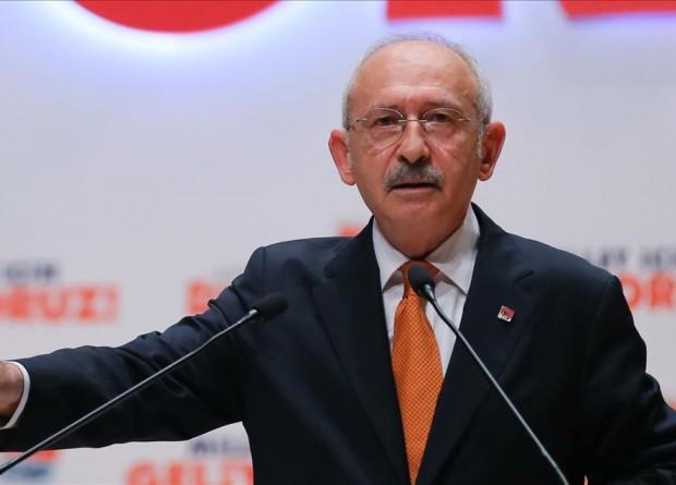 CHP lideri Kılıçdaroğlu: İnterneti, televizyonu olmayan öğrenci nasıl eğitim alacak?