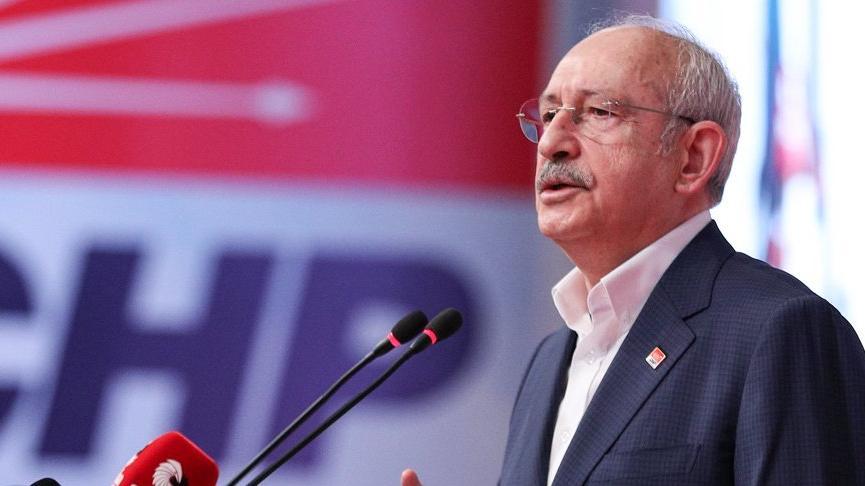 CHP lideri Kılıçdaroğlu: Böyle bir rezaleti Türkiye hiç yaşamadı