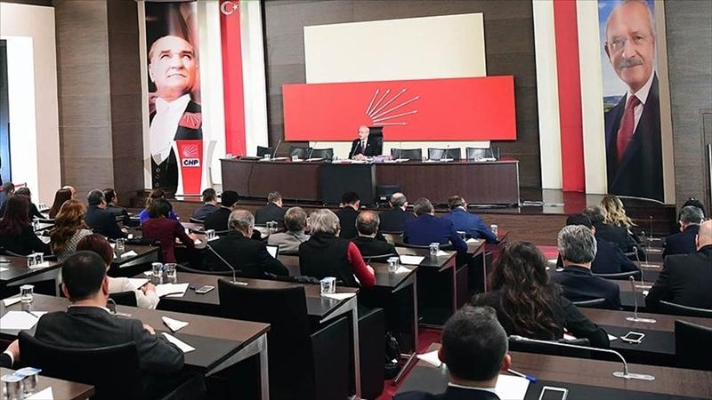 CHP PM bugün toplanıyor: İzlenecek strateji tartışılacak