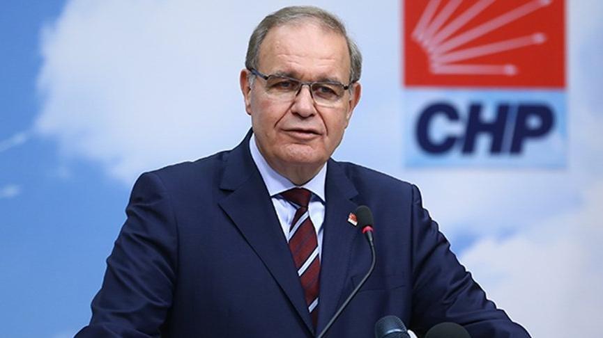 CHP Sözcüsü Faik Öztrak: Siyasi yüzsüzlüğün kitabını yazdılar