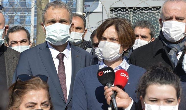 CHP Üsküdar İlçe Başkanı Suat Özçağdaş hakkındaki dava düştü