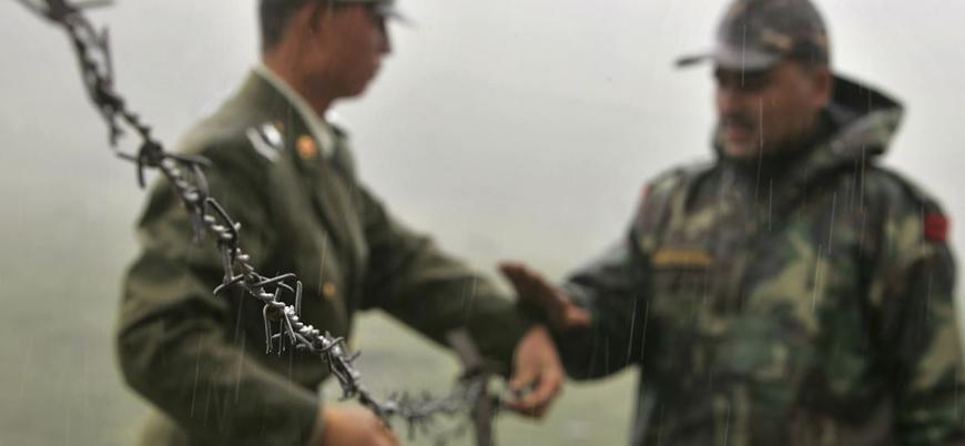 Çin-Hindistan sınırında çatışma: 3 Hint askeri yaşamını yitirdi