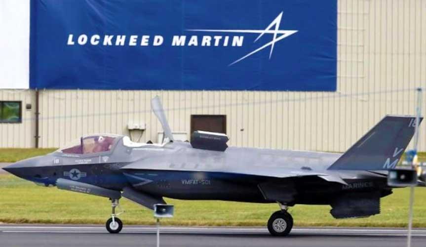 Çin Lockheed Martin'e yaptırım kararı aldı