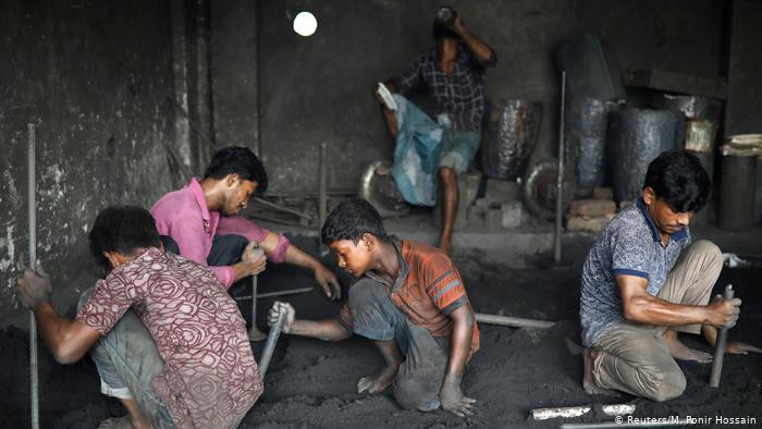Çocuk işçi sayısı son 4 yılda 8,4 milyon artarak 160 milyona çıktı