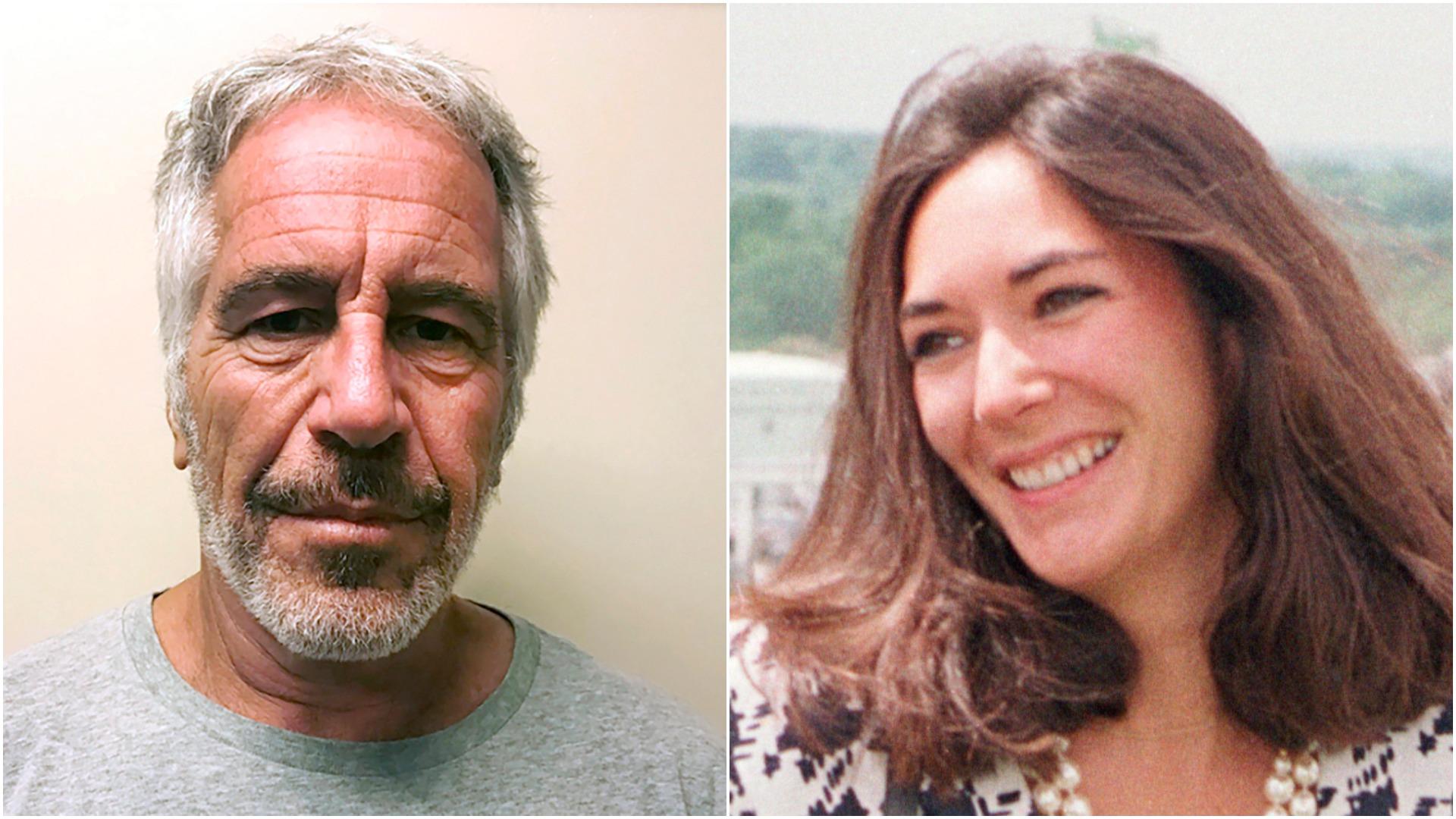Çocuk istismarcısı Epstein'ın sevgilisi de tutuklandı