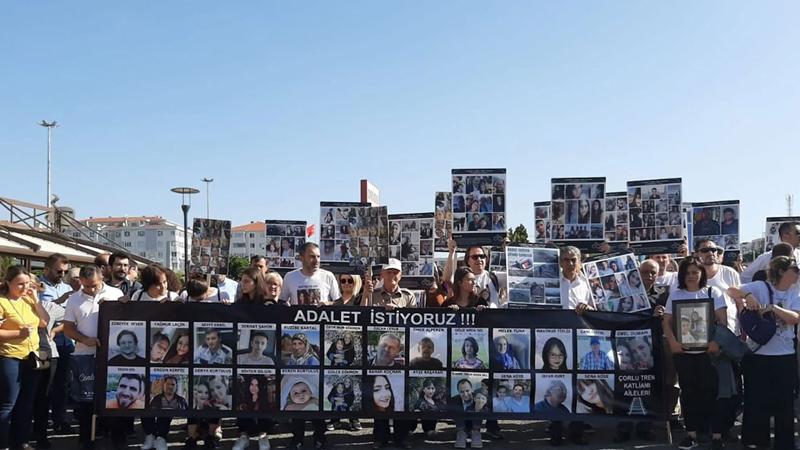 Çorlu tren katliamında yakınlarını kaybeden aileler: 'Biz katili biliyoruz'