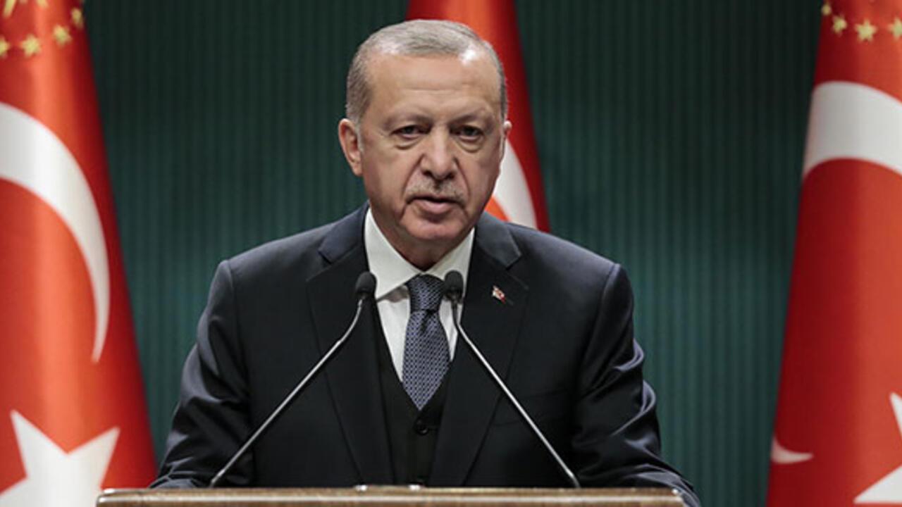 Cumhurbaşkanı Erdoğan: 10:00 ve 20:00 arası dışında sokak kısıtlaması uygulanacak