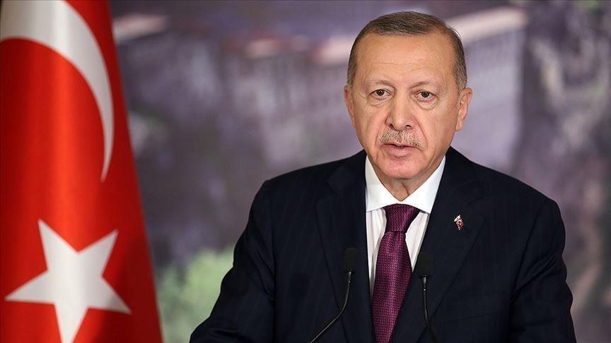 Cumhurbaşkanı Erdoğan: 29 yıl önce Hocalı'da hunharca katledilen Azerbaycanlı kardeşlerimizi rahmetle yad ediyorum