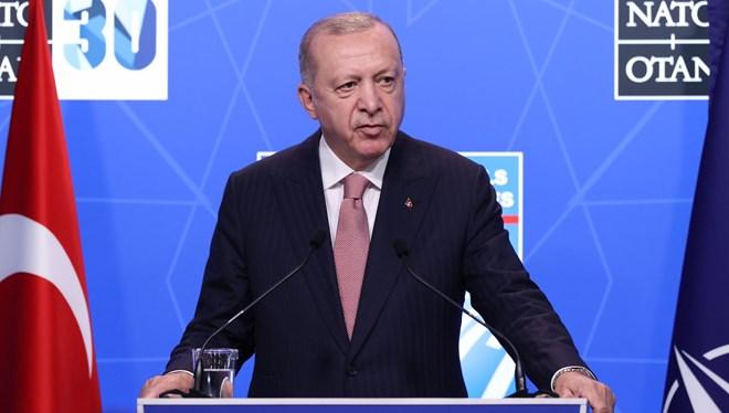 Cumhurbaşkanı Erdoğan: ABD ile aramızda çözülemeyecek hiçbir sorun yok