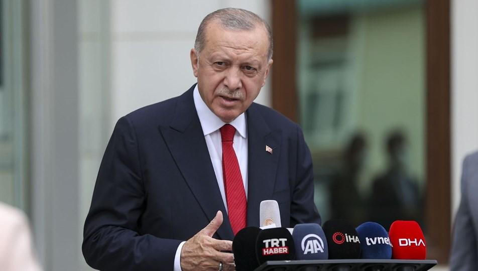 Cumhurbaşkanı Erdoğan: Büyük ve güçlü Türkiye silueti ufukta gözüktü