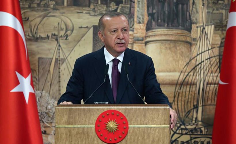 Cumhurbaşkanı Erdoğan'dan AB ülkelerinin liderlerine mektup
