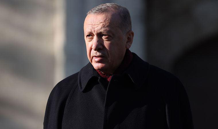 Cumhurbaşkanı Erdoğan'dan aşı açıklaması: Sağlık için gerekeni yaparım