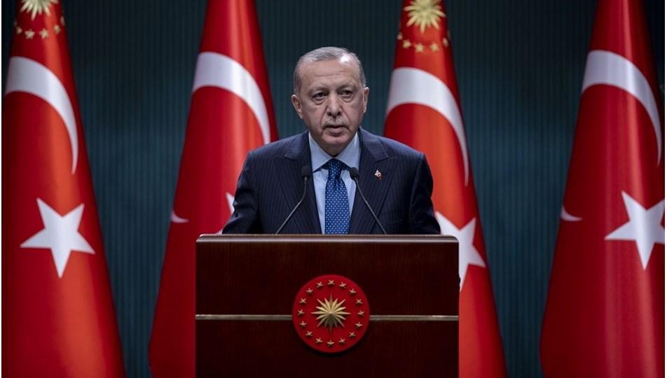 Cumhurbaşkanı Erdoğan'dan Bakanlar Kurulu toplantısı sonrası açıklama