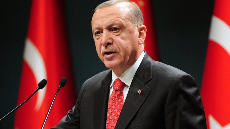 Cumhurbaşkanı Erdoğan'dan Doğu Akdeniz görüşmeleri